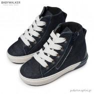 Δετά Μπλε Μποτάκια Babywalker BW4174