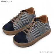 Δίχρωμα Δετά Sneakers Babywalker BW4176