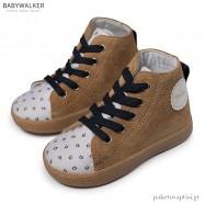 Δετά Δίχρωμα Μποτάκια Babywalker BW4178