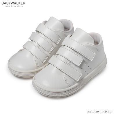 Λευκά Sneakers Babywalker BS3046