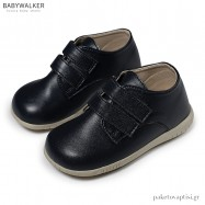 Μπλε Derby Shoes Babywalker BS3049