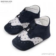 Δετά Δίχρωμα Brogues Αγκαλιάς Babywalker MI1080