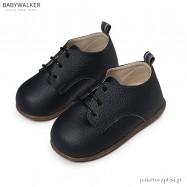 Δερμάτινα Μπλε Derby Shoes Babywalker PRI2074