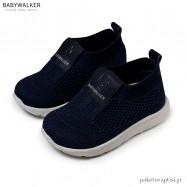 Μπλε Πλεκτά Sneakers Babywalker EXC5168