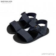 Δερμάτινα Σανδάλια Babywalker GR0060BL