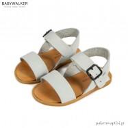Δερμάτινα Σανδάλια Babywalker GR0060WH