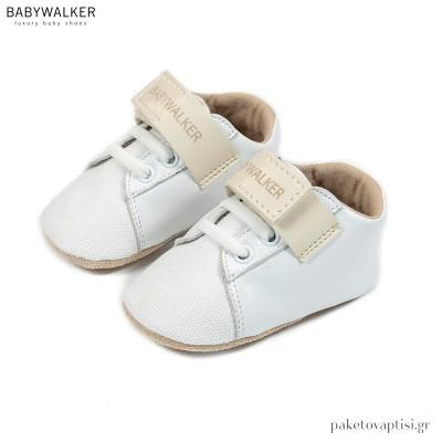 Sneakers Αγκαλιάς με Ελαστικό Κλέισιμο Babywalker MI1092