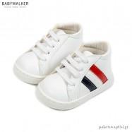 Δετά Sneakers με Δίχρωμες Λωρίδες Babywalker PRI2084