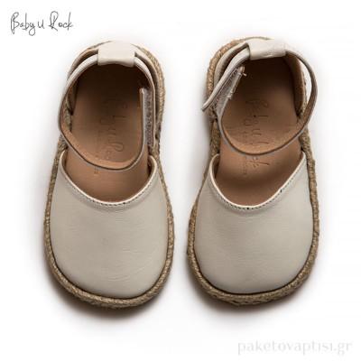 Δερμάτινες Εσπαντρίγιες Baby u Rock 500625
