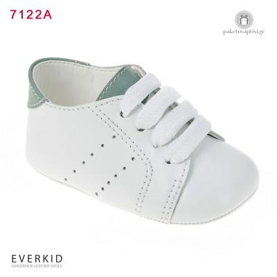 Δερμάτινα Παπουτσάκια Αγκαλιάς Everkid 7122