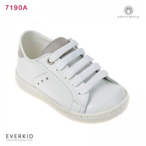 Sneakers από Δέρμα για Αγόρια Everkid 7190Α