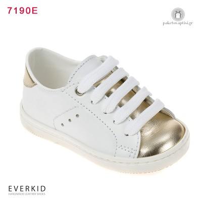 Sneakers από Δέρμα για Αγόρια Everkid 7190Ε