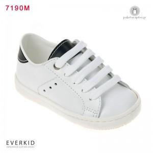 Sneakers από Δέρμα για Αγόρια Everkid 7190Μ