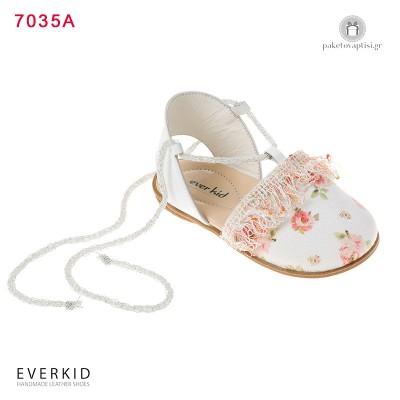 Παπουτσάκια Περπατήματος για Κορίτσια Everkid 7035