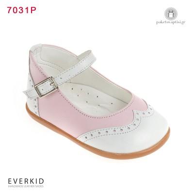 Παπουτσάκια Oxford για τα Πρώτα Βήματα Everkid 7031