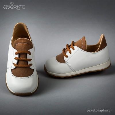 Δίχρωμα Sneakers για Αγόρια Everkid 9144A