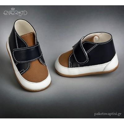 Παπουτσάκια με Velcro για τα Πρώτα Βήματα Everkid 9122M