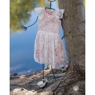 Βαπτιστικό Φόρεμα Κάντυ Σάπιο Μήλο | Angel Wings 00979