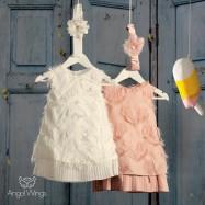 Βαπτιστικό Φόρεμα Vionet | Angel Wings 074