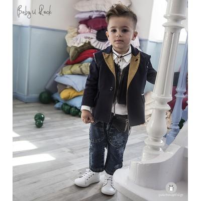 Βαπτιστικό Σύνολο για Αγόρια Baby U Rock 500700
