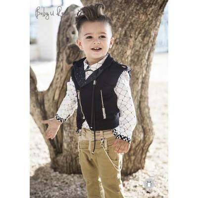 Βαπτιστικό Σύνολο για Αγόρια Baby U Rock 500702