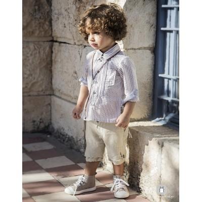 Βαπτιστικό Σύνολο για Αγόρια Baby U Rock 500711