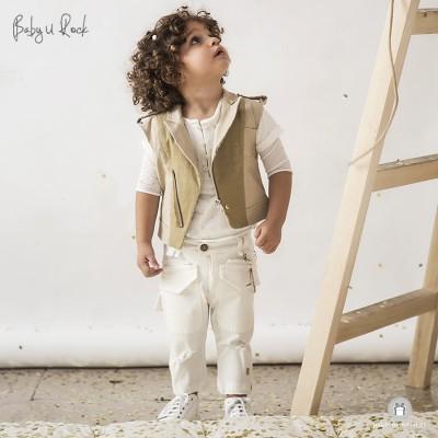 Βαπτιστικό Σύνολο για Αγόρια Baby U Rock 500718
