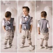 Βαπτιστικό Ρούχο Baby U Rock 500768