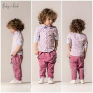 Βαπτιστικό Ρούχο Baby U Rock 500776