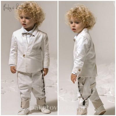 Βαπτιστικό Κουστούμι Baby U Rock 500781