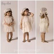 Βαπτιστικό Φόρεμα Baby U Rock 500787