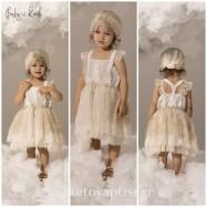 Βαπτιστικό Φόρεμα Baby U Rock 500789