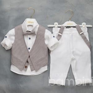 Βαπτιστικό Ρούχο για Αγόρια Dolce Bambini 2026
