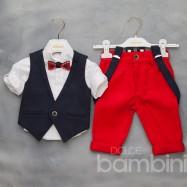 Βαπτιστικό Ρούχο για Αγόρια Dolce Bambini 2030