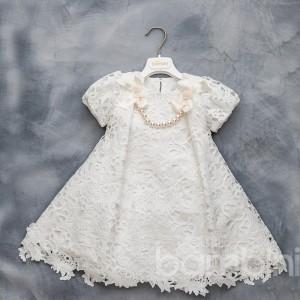Βαπτιστικό Φόρεμα Dolce Bambini 1042-1