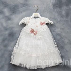 Βαπτιστικό Φόρεμα Dolce Bambini 197
