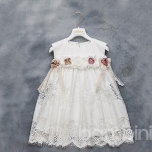 Βαπτιστικό Φόρεμα Dolce Bambini 198