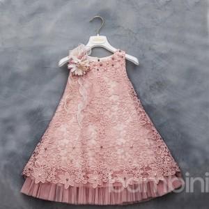 Βαπτιστικό Φόρεμα Dolce Bambini 302-8