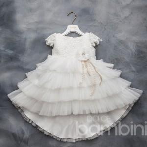 Βαπτιστικό Φόρεμα Dolce Bambini 303