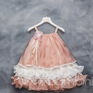 Βαπτιστικό Φόρεμα Dolce Bambini 306-8