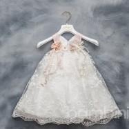 Βαπτιστικό Φόρεμα Dolce Bambini 315-1