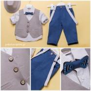 Βαπτιστικό Ρούχο για Αγόρια Dolce Bambini 2227