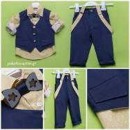 Βαπτιστικό Ρούχο για Αγόρια Dolce Bambini 2238