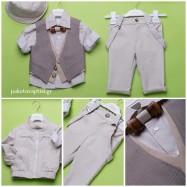 Βαπτιστικό Ρούχο για Αγόρια Dolce Bambini 2251