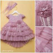 Βαπτιστικό Φόρεμα Dolce Bambini 303-8