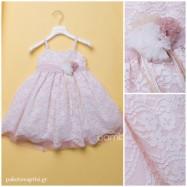 Βαπτιστικό Φόρεμα Dolce Bambini 321-8