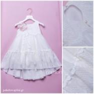 Βαπτιστικό Φόρεμα Dolce Bambini 345-1