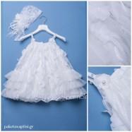 Βαπτιστικό Φόρεμα Dolce Bambini 349-1