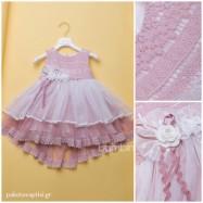 Βαπτιστικό Φόρεμα Dolce Bambini 359-8