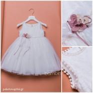 Βαπτιστικό Φόρεμα Dolce Bambini 370-1